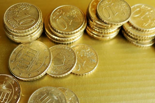 sbírka mincí