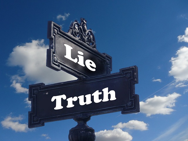pravda a lež