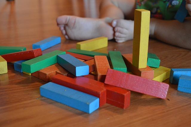 dílky stavebnice